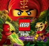 Русский каталог LEGO за первое полугодие 2015 года
