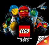 Русский каталог LEGO за второе полугодие 2015 года