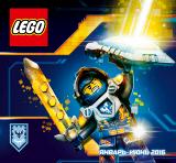 Русский каталог LEGO за первое полугодие 2016 года