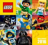 Русский каталог LEGO за второе полугодие 2016 года