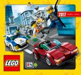 Русский каталог LEGO за первое полугодие 2017 года