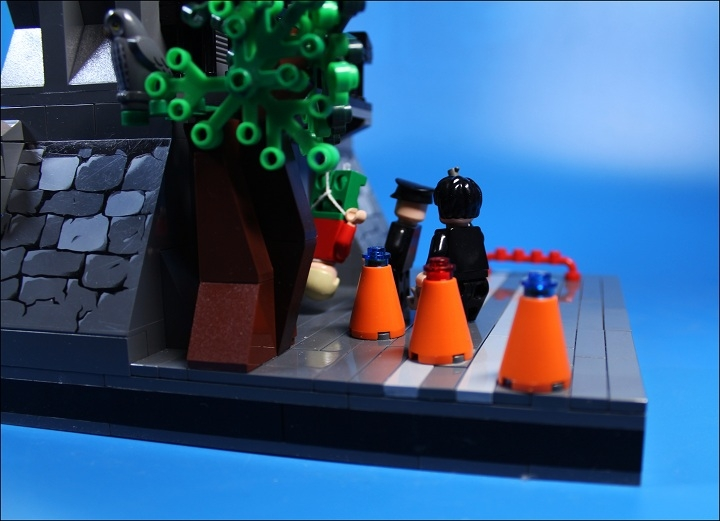 Как сделать лего убийц 334
