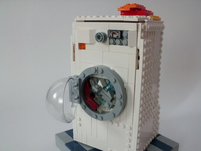 how to clean legos in washing machine