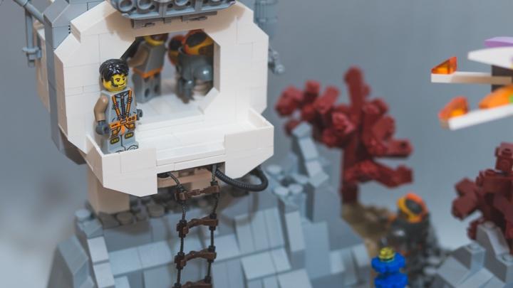 """Результаты конкурса LEGO """"Инопланетная жизнь"""""""
