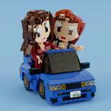 """LEGO """"16x16"""": Chibi. Результаты конкурса"""