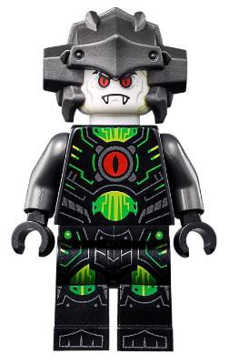 Lego Nexo Knights-AUTOCOLLANT Nº 133-Blue Ocean