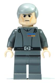 LEGO Star Wars Grand Moff Tarkin minifigure Death Star 10188 minifig