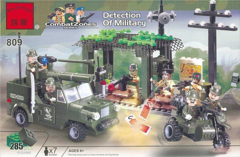 Как сделать лего военную базу брик