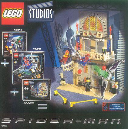 Скачать Игру Лего Человек Паук 1 - фото 4