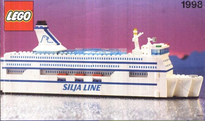 lego coast guard ship instructions 60014
