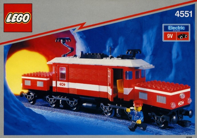 Lego Train Cargo