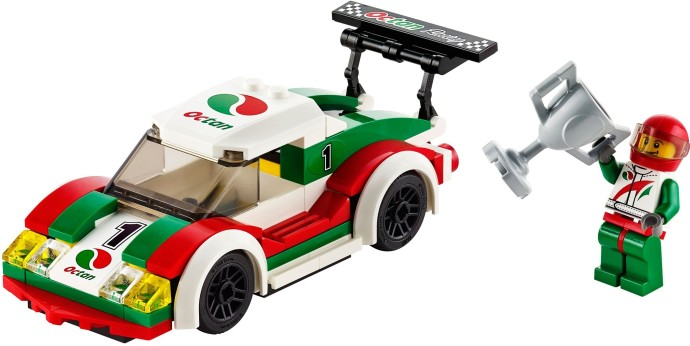 Bricker - Конструктор LEGO 60053 Гоночный автомобиль (Race car)