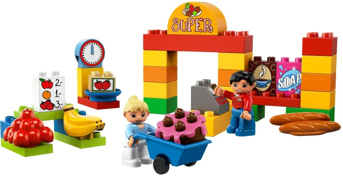 lego duplo 6138 instructions