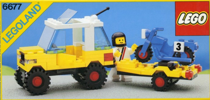 скачать инструкцию для lego brick джип с прицепом