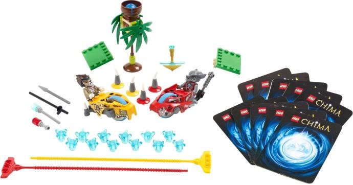 Bricker - Конструктор LEGO 70113 Бойцы Чи (CHI Battles)