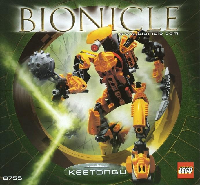 Favorite Titan Bioniclelego