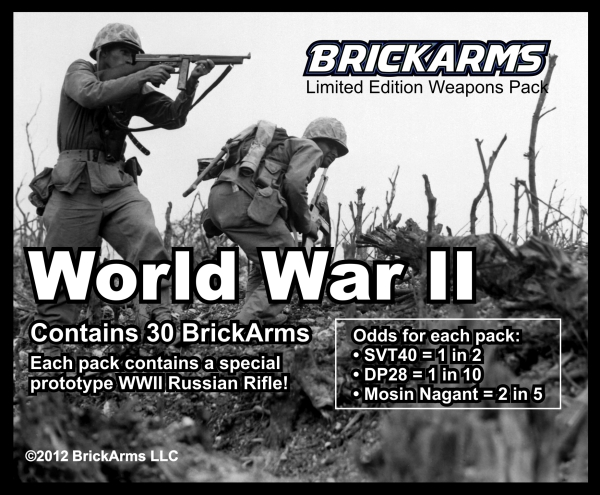 BrickArms_WWII_Pack_Russian