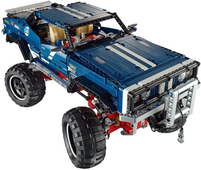 Lego инструкции 41999 technic