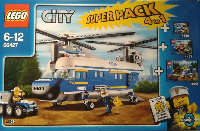 bricker Кон����к�о� lego 66427 super pack 4 in 1