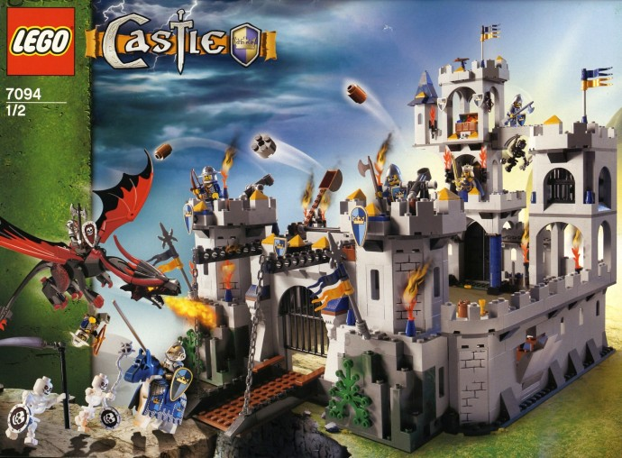 7094 - King's Castle Siege