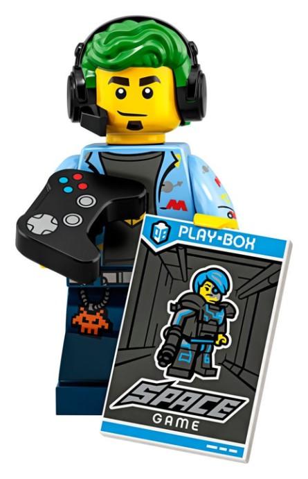 Bricker - Конструктор LEGO 71025-3 {Video Gamer}