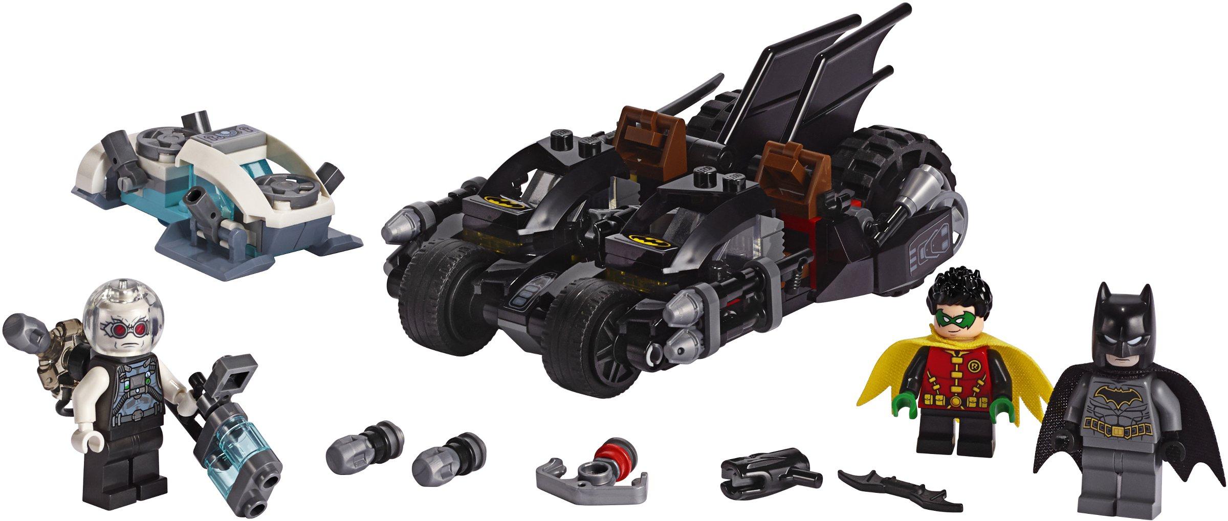 Lego 4x Minifig Weapon Weapon Bat-A-Rang Batman Silver//Flat Silver 98721 New