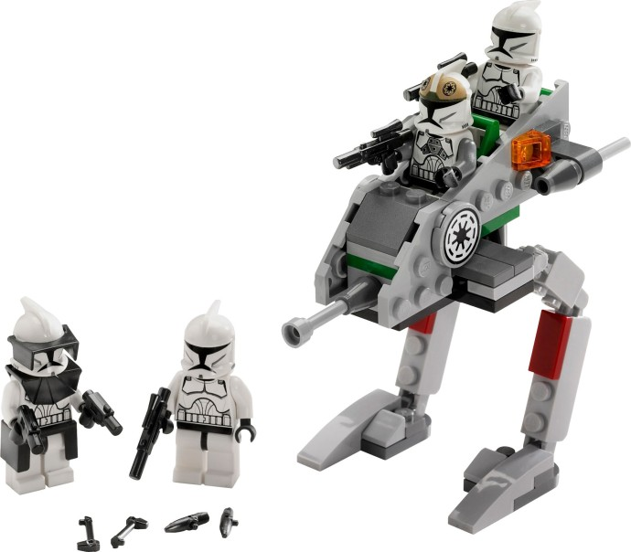 clone walker battle pack 8014 купити aukro Lego Star Wars 8014 Clone Walker Battle Pack - amazon.com