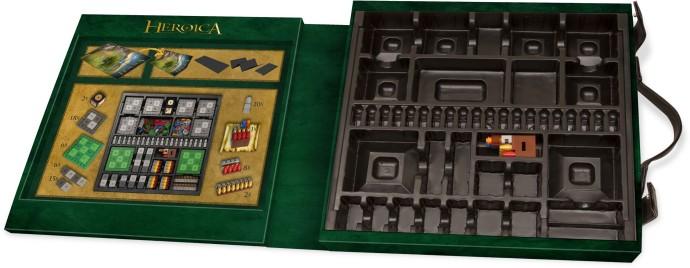 Bricker Конструктор Lego 853358 Lego Heroica Storage Mat