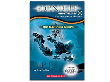 LEGO B337 Bionicle Adventures #3: The Darkness Below