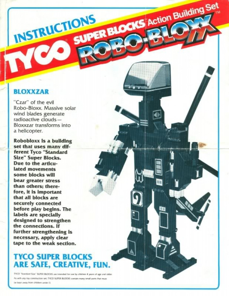 Tyco Super Blocks_5511