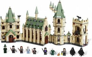 Конструктор LEGO 4842 Замок Хогвартс (Hogwart's Castle)