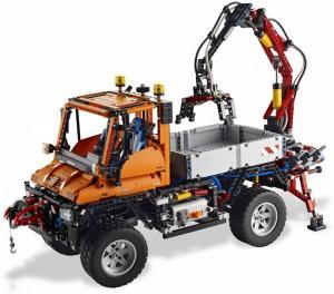 Лего Техник 8110 Инструкция