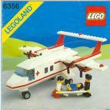 lego airplane instructions 6368
