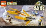 Обзор набора LEGO 7131 Anakins Podracer