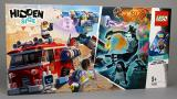 Фотообзор набора LEGO 70436 Фантомная пожарная машина 3000 (Ghost Firetruck 3000)