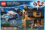 """Обзор набора 75968 """"Тисовая улица, дом 4"""" серии """"Гарри Поттер"""""""