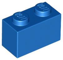 6079 6082 6085 6761 6769 7785 Hollow Stud BLACK x4 LEGO 2453 Brick 1 x 1 x 5