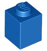 LEGO 2453 Brick Hollow Stud x2 LIGHT GREY 4709 4729 6071 6077 6090 6091