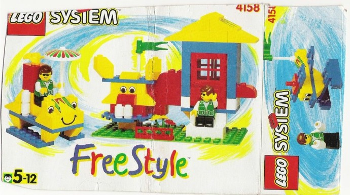 lego xl creative brick box 10654 instructions