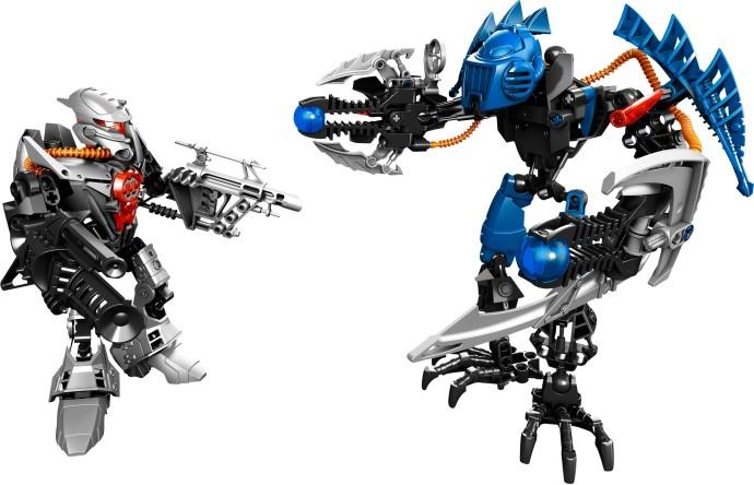 Lego Hero Factory Corroder Instructions