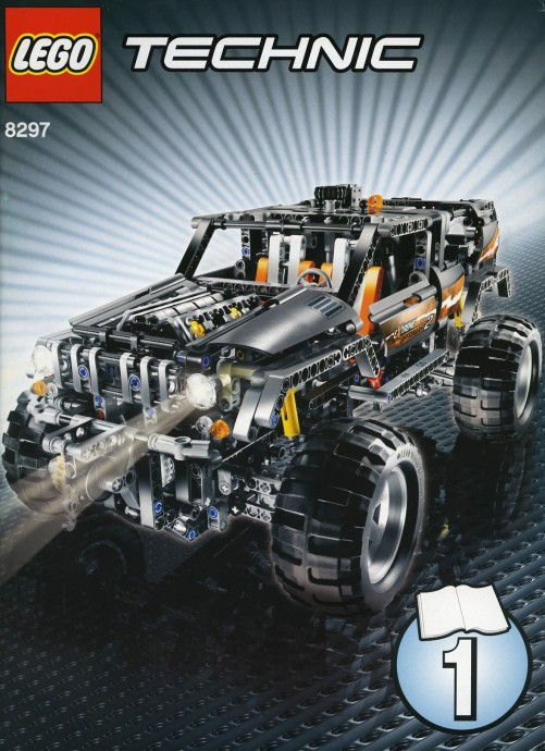Lego Technic Steering Wheels Hubs With 4 Ball Joints x873c01