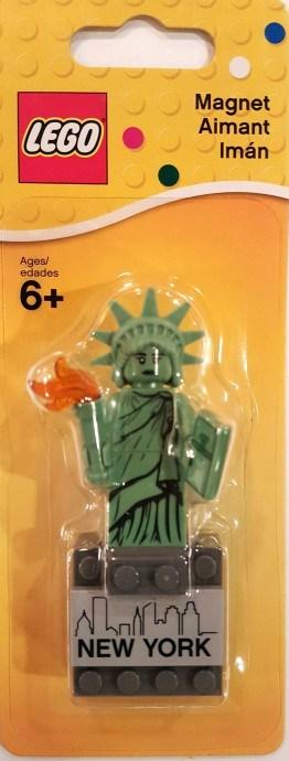 LEGO Magnet Statue of Liberty NY Factory Sealed I LOVE NEW YORK 850497 NEW